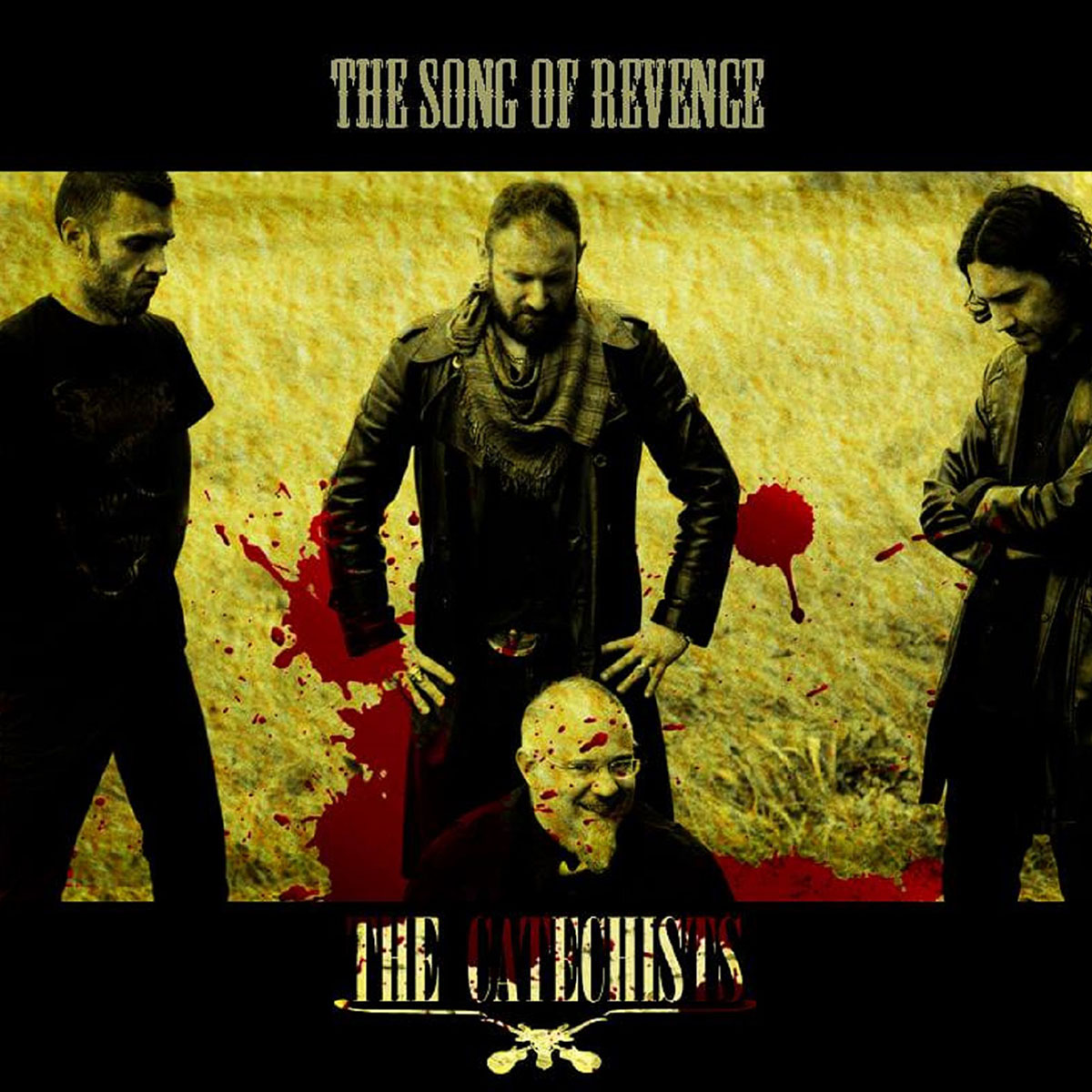 The Song of Revenge - The Catechists - Underground Noises Records