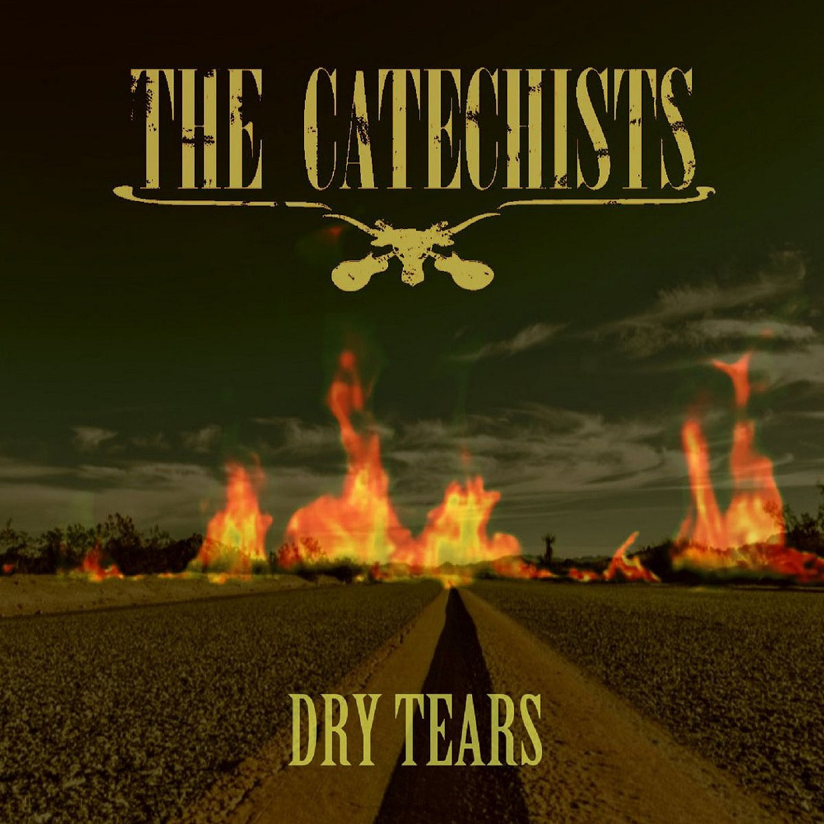 Dry Tears - The Catechists - Underground Noises Records